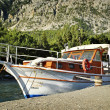 ストック写真: Luxury cabin cruiser