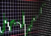 Stock exchange or bourse — Stock Photo