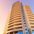 Stock Photo: Skyscraper in Jesolo beach - Italy