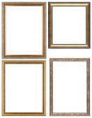 Set of frames — Stockfoto
