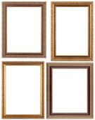 Set of frames — Stock Photo