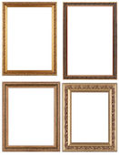 Set of frames 4 — Stock Photo