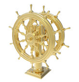 Ship wheel — Stockfoto