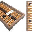 Wooden abacus — Stock Photo #22098843