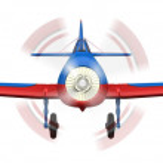 Sport aircraft — Stock Photo #8021298