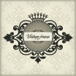 Vintage style design — Stock Vector #12130283