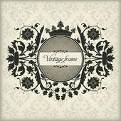 Design de estilo vintage — Vetorial Stock