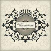 Vintage style design — Stock Vector