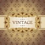 Vintage frame — Stock Vector #13676502