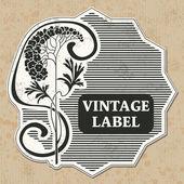 Rótulo vintage — Vetorial Stock