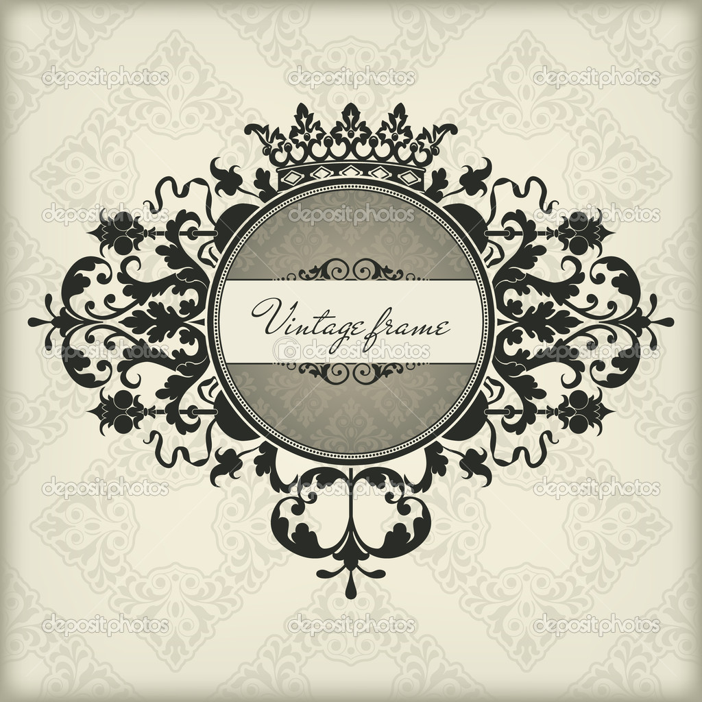 The vector image Vintage style design — Stock Vector #14051693