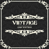 De fundo vector vintage — Vetorial Stock