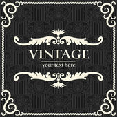 Vector vintage background — Vetorial Stock