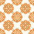 Floral background seamless - Imagen vectorial