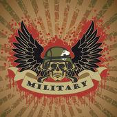 Military symbol — Stock Vector