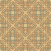 Background seamless celtic pattern — ストックベクタ