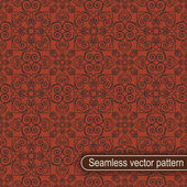 Seamless vector pattern — Stock Vector