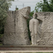 Liberation Stone - Memento Park - Budapest — Stock Photo