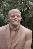 Lenin - Communist Monument - Memento Park - Budapest — Stock Photo