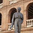 Bullfighting Legend - Plaza del Toros — Stock Photo
