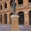 Bullfighting Legend - Plaza del Toros - Stock Photo