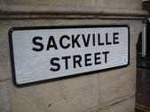 Manchester Gay Village - Sackville Street — Stock Photo