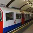 London Underground - Stock Photo