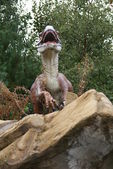 Velociraptor - A Fierce and Nimble Dinosaur — Stock Photo