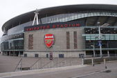 London - Emirates Stadium - Arsenal Football Club — Stock Photo