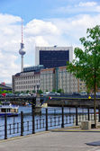 Berlin, Germany, The Television Tower — Stock Photo