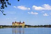 Moritzburg Castle near Dresden, Germany — Stock Photo