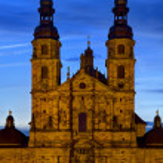 Fulda Cathedral, Germany — Stock Photo