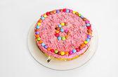 Birthday Party Cake — Stock Photo