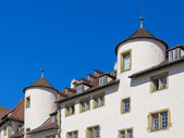 Historical European Architecture — Stock Photo
