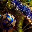 Christmas-tree decorations — 图库照片 #13269731