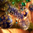 Christmas-tree decorations — 图库照片 #13269746