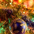 Christmas-tree decorations — Foto de stock #13269764
