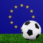 The European Union Flag — Stock Photo