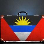 The Antigua and Barbuda flag — Stock Photo #13321212