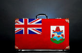 Bandera de las islas de las bermudas — Foto de Stock