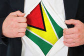 The Gayan flag — Stock fotografie