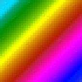 Pixel art. arka plan rengi — Stockfoto