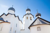 The Transfiguration Monastery. — Foto de Stock