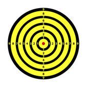 Target — Stockvektor
