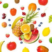 Freschi frutti vari — Foto Stock