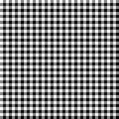 Black checkered background — Stock Vector