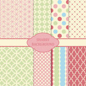 Shabby background — Stock Vector
