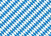 Oktoberfest blue background — Stock Vector