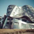 The Cleveland Clinic Lou Ruvo Center for Brain Health — Стоковая фотография