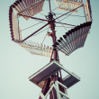 Old Wind Mill - Stock Photo